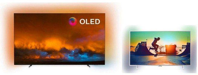 Philips 65 UltraHD OLED Fernseher für 2.299€ (statt 2.329€)   Philips 32 Zoll FullHD geschenkt