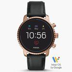 Fossil Q Explorist HR 4 Herren Smartwatch für 95,20€ (statt 135€)
