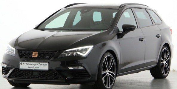 Seat Leon ST Cupra 2.0 TSI 4Drive DSG mit 300 PS im Privatleasing für 269€ mtl.   LF: 0,69