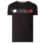 Lacoste TH6386 T Shirt mit großem Brustlogo für je 25,90€ (statt 35€)