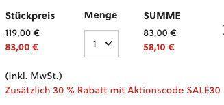 Fossil FS5401 The Commuter Herrenuhr für 58,10€ (statt 72€)