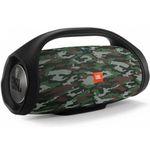 JBL Boombox – Wasserdichter Bluetooth-Lautsprecher in Camouflage (20.000 mAh) für 259,90€ (statt 289€)