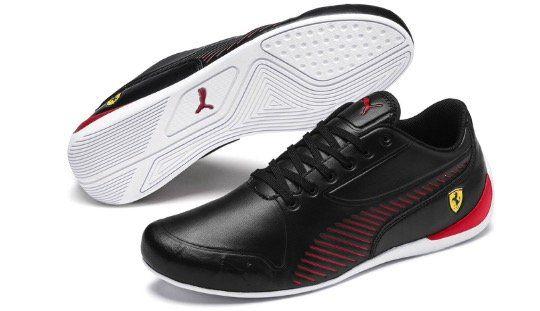 PUMA Drift Cat 7S Unisex Sneaker in Schwarz für 34,99€ (statt 55€)