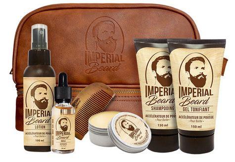 Imperial Beard Bartpflege Set für 35,90€ (statt 55€)