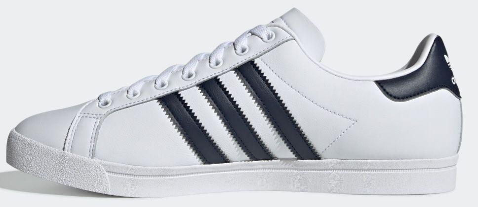 adidas Originals Coast Star Lowcut Sneaker aus Leder für 39,97€ (statt 56€)