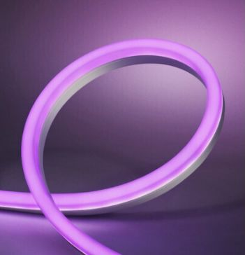 Philips Hue 2m Outdoor LightStrip für 74,90€ (statt 91€)
