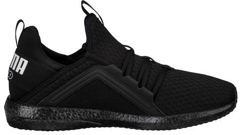 Puma Mega NRGY   schwarze Herren Sneaker für 38,36€ (statt 49€)