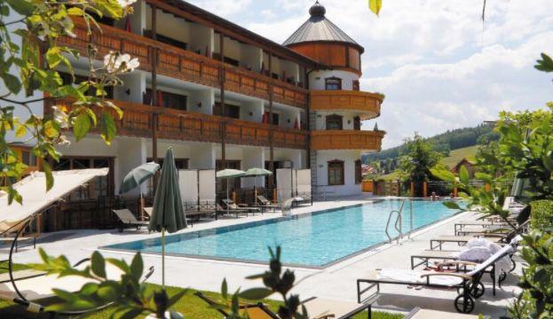 2 ÜN in der Oberpfalz im 4* Hotel inkl. Halbpension & Wellness Spa ab 139€ p.P.