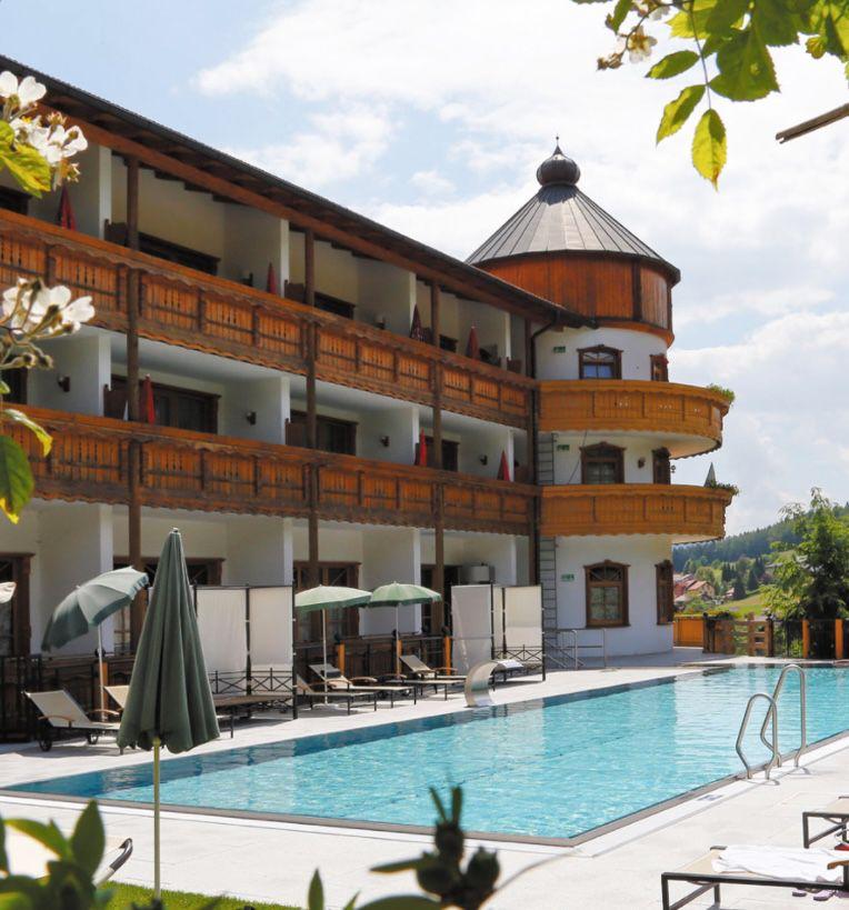 2 ÜN in der Oberpfalz im 4* Hotel inkl. Halbpension & Wellness-Spa ab 139€ p.P.