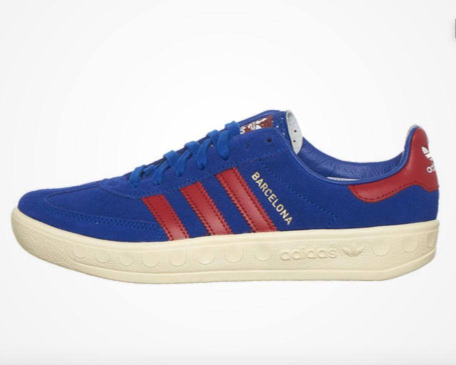 HHV Sale mit bis zu -50% + 25% Gutschein – z.B. Adidas Barcelona Royal Blue für 41€ (statt 55€)
