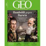 GEO Magazin 6 Ausgaben für 52,80€ + 40€ Amazon Gutschein Prämie
