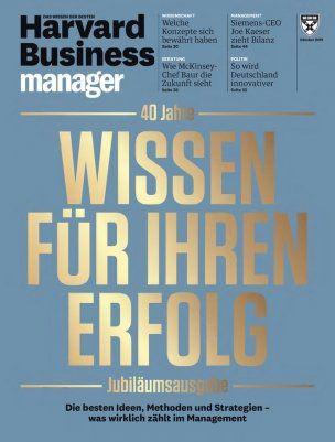 6 Ausgaben Harvard Business manager für 87€   Prämie: 85€ Amazon Gutschein
