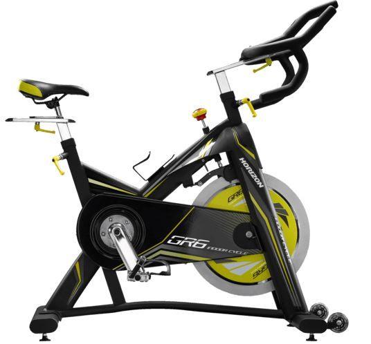 Top! HORIZON GR 6 Fitness Spinning Indoor Cycle für 559,99€ (statt 749€)