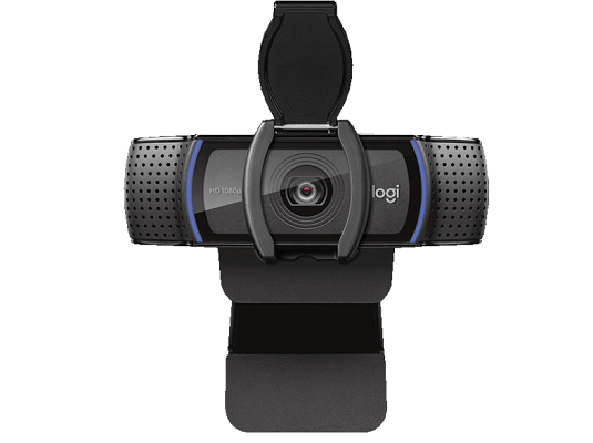 LOGITECH C920s Pro HD Webcam ab 49€ (statt 73€)