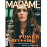 5 Ausgaben MADAME für 37€ + 40€ Amazon Gutschein