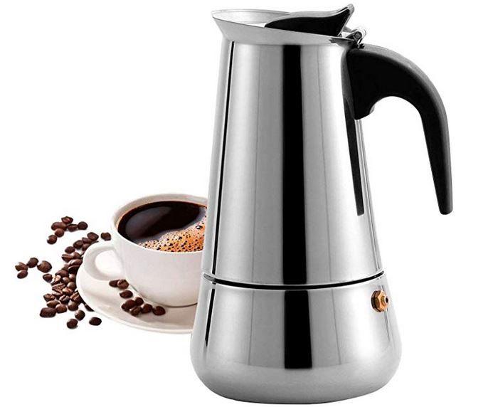 MAJALiS Espressokocher für alle Herdarten ab 13,79€ (statt 27€)