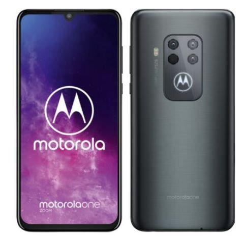 Motorola Moto One Zoom 6.4 Smartphone DualSIM 128GB für 222€ (statt 320€)