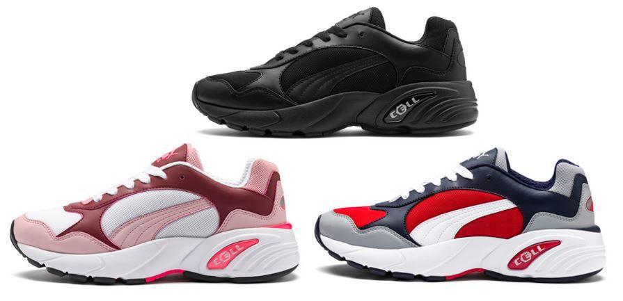 PUMA Cell Viper Unisex  Sneaker  3 Farben für 34,36€ (statt 45€)