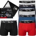 Rock Creek Herren Boxershorts 8ter Pack für 18,90€ (statt 25€)