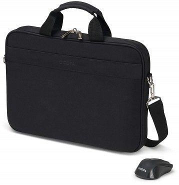 DICOTA Top Traveller Wireless Mouse Kit Notebooktasche für 18€ (statt 25€)