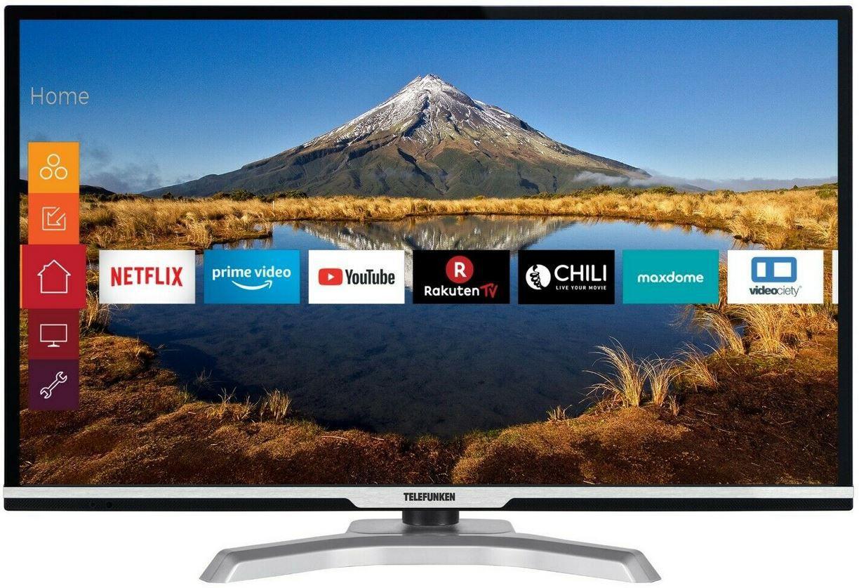 Telefunken D32H470B4C   32 Zoll HD ready smart TV für 139,99€ (statt 164€)