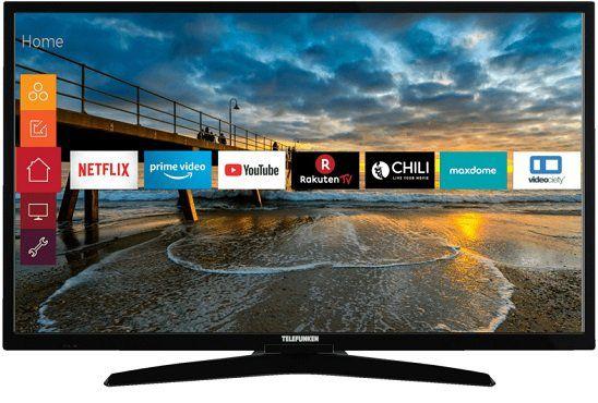 Telefunken 32 F 2000 LED TV mit 32 und Full HD für 188€ (statt 219€)