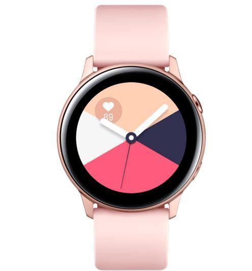 Media Markt Samsung Watch Nacht: z. B. SAMSUNG Active Smartwatch Aluminium für 129€ (statt 197€)