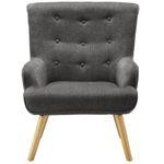 """Sessel """"Sira"""" in Grau oder Hellgrau für nur 83,80€ (statt 119€)"""