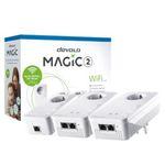 Devolo Magic 2 WiFi Multiroom Kit (2xWiFi+1xLAN 2400mbps) für 243,10€ (statt 284€) – SaturnCard