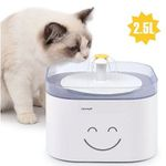 Jnwayb automatischer Katzen-Wasserspender mit 2,5 Litern und Aktivkohlefilter für 12,14€ (statt 27€)