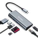 MECO Eleverde 7in1 USB-C Hub 100W für 22,79€ (statt 38€)
