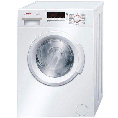 🔥Bosch WAB28270 Stand Waschmaschine A+++ als Frontlader in Weiß für 279,30€ (statt 375€)