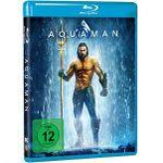 Aquaman als Blu-ray für 12€ (statt 16€)