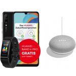 Huawei P30 lite + Band 4 Pro + Home Mini für 4,95€ – mit Telekom Allnet mit 18GB LTE50 für 32,99€ mtl.