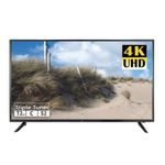 JAY-TECH S55U5117J 55″ UltraHD Fernseher mit Smart-Funktionen für 349€ (statt 518€)