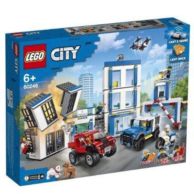 LEGO City 60246 Polizeistation für 59,32€ (statt 69€)