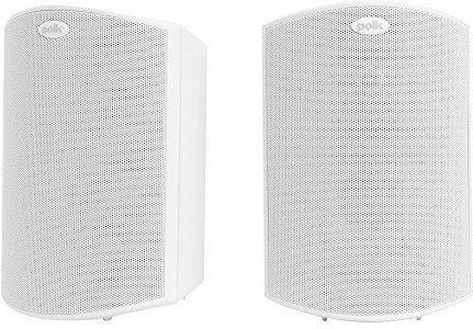 Polk Audio Atrium 5 Outdoor Lautsprecher in weiß für 169€ (statt 199€)
