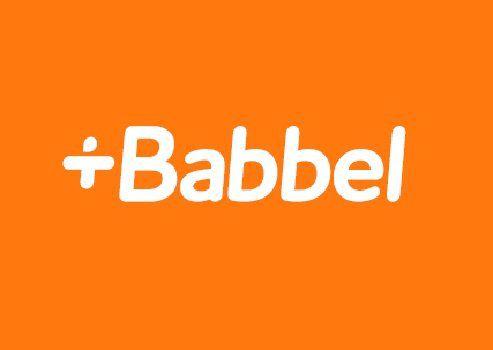 Die erste Lektion einer Sprache bei Babbel kostenlos