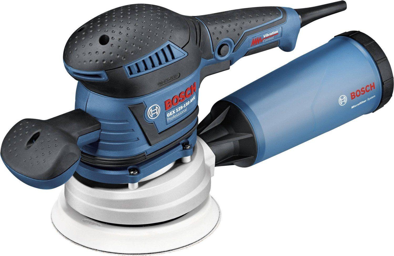 Bosch Exzenterschleifer GEX 125 150 AVE Professional in L Boxx für 170€ (statt 212€)