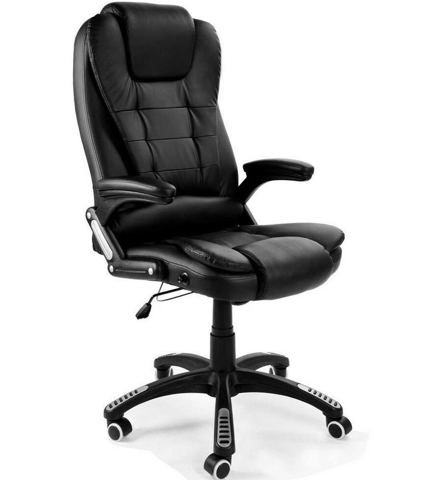 eBay mit 10% Rabatt auf Alles für das Büro   z.B. XXL Chefsessel mit Fußablage ergonomisch für 80,95€ (statt 130€)