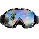 TolleTour Ski- oder Snowboard-Brille mit UV-Schutz und Anti-Fog für 9,59€ (statt 16€)