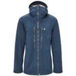 Fjällräven Bergtagen Eco-Shell Jacket in Mountain-Blue für 289,97€ (statt 460€)
