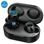 Mpow Bluetooth-inEar-Kopfhörer mit Bluetooth IPX7 mit Ladebox und Touch-Control für 29,99€ (statt 39€)
