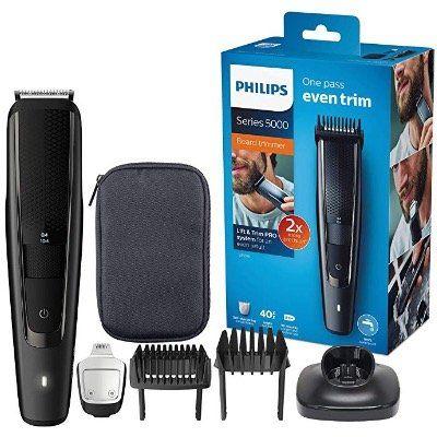 Philips Bartschneider BT5515 System inkl. Ladestation für 38,31€ (statt 47€)