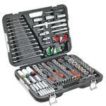 Connex KFZ-Werkzeugkoffer 160-teilig für 97,49€ (statt 150€) – Transport- oder Lagerspuren