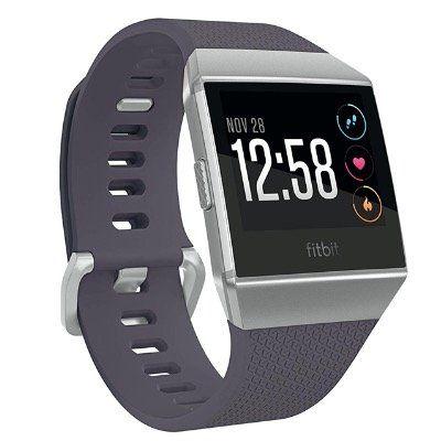 Fitbit Ionic Gesundheits  und Fitness Smartwatch in Blue Gray für 151,13€ (statt 190€)