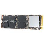 Interne SSD Intel 760p 512GB für 65,39€ (statt 124€)