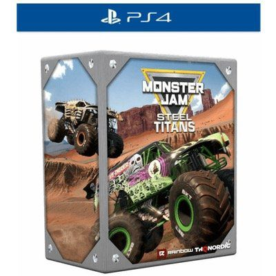 Monster Jam Steel Titans Collectors Edition [PS4] für 49€ (statt 70€)