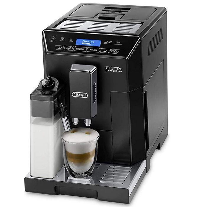 DeLonghi Eletta ECAM 44.660.B Kaffeevollautomat für 399,90€ (statt 449€)
