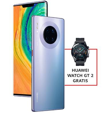 🔥 Huawei Mate 30 Pro mit 256GB + Watch GT 2 für 891€ (statt 1.293€)